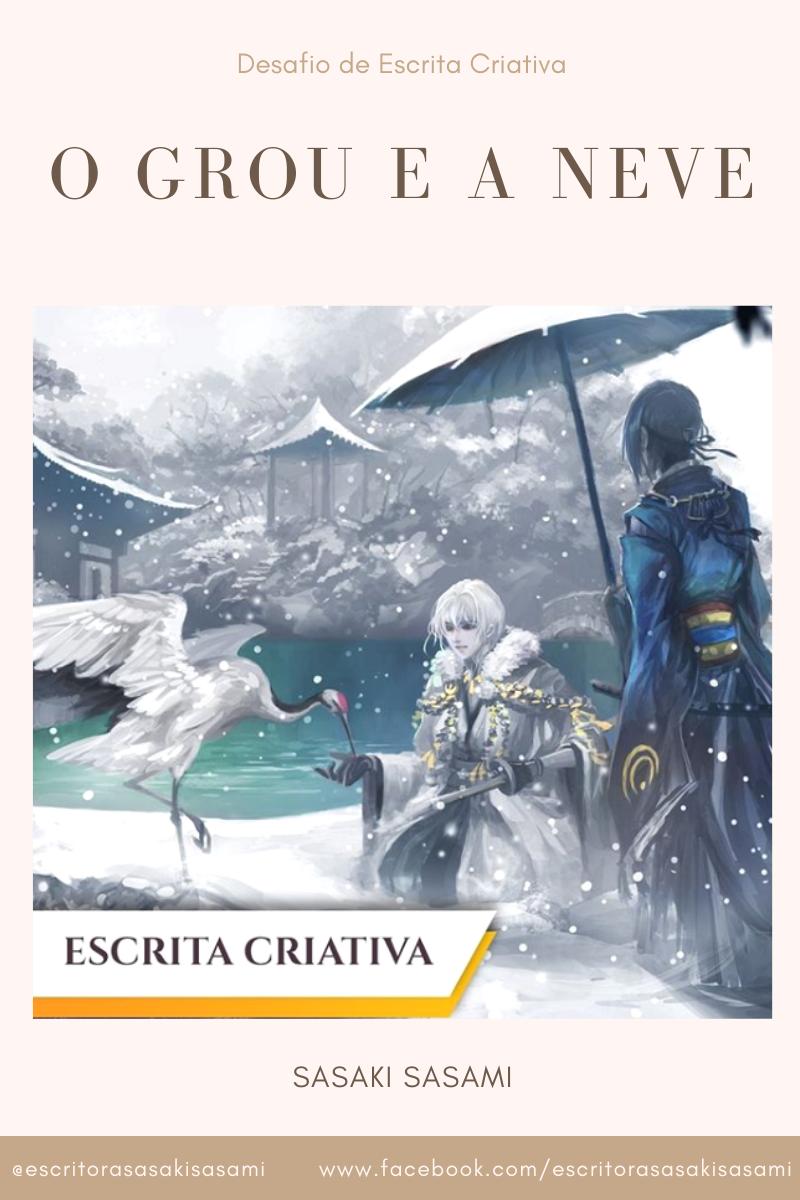 Desafio 3: O Grou e a Neve